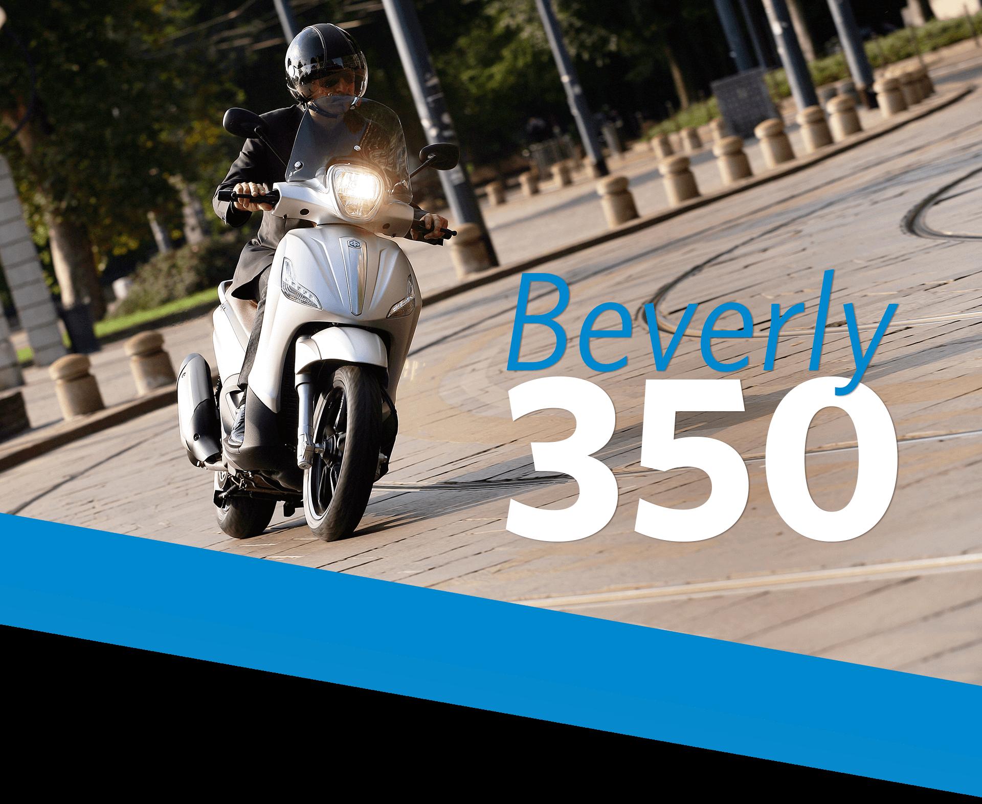 Piaggio México Beverly 350