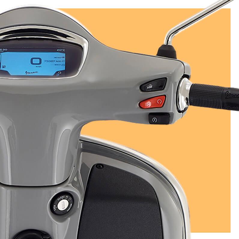 Arranque eléctrico GTS 300 SUPERTECH